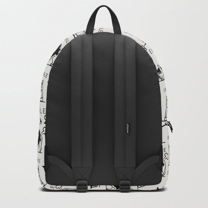 Inhale Exhale Husky Backpack