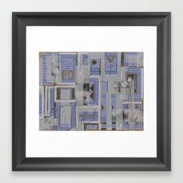 Cards and other Games Framed Art Print