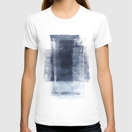 Just Blue and White 2 T-shirt