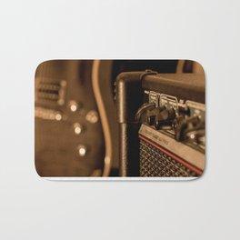 Amps & Guitar Bath Mat