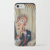 ed sheeran iPhone & iPod Cases featuring Mr. Ed by doin - Doris Wettstein