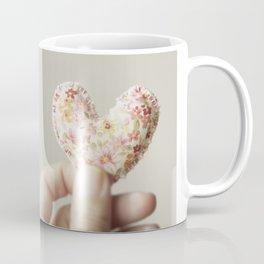 My heart in my hand... Coffee Mug