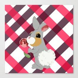 Thumper-Roo Canvas Print