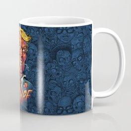 Trump Zombie Coffee Mug