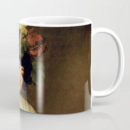 """Michelangelo Merisi da Caravaggio """"Bacchus"""" Coffee Mug"""