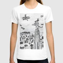 New York City Cat T-shirt