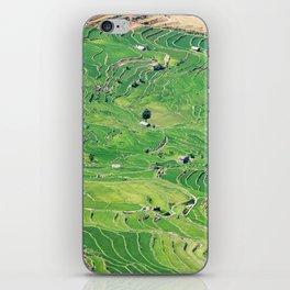 Yuanyang Rice Terraces - China iPhone Skin