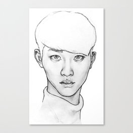 Do Kyungsoo Canvas Print