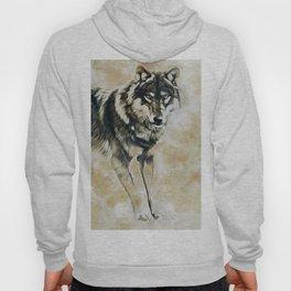 Timber Wolf Hoody