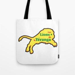 Senegal Les Lions de la Téranga (The Lions of Teranga) ~Group H~ Tote Bag