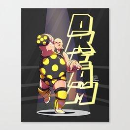 Dusty Rhodes - Dream Canvas Print