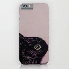 Black Bunny Slim Case iPhone 6s