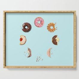 Donut Phases Serving Tray
