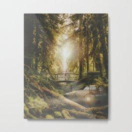 AWAKE Metal Print