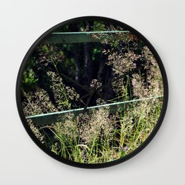 Soft and Pretty Wall Clock