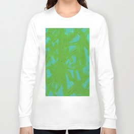 Abstract 136 Long Sleeve T-shirt