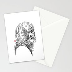 A Song About Rock N' Roll/A Song About Death Stationery Cards