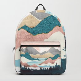 Lake Sunrise Backpack