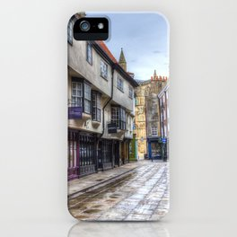 The Shambles York iPhone Case