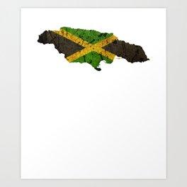 Best Jamaica designs online Art Print