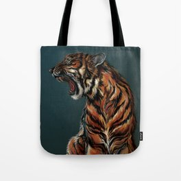Tiger, Tiger Tote Bag
