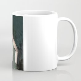 The keen finger Coffee Mug