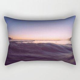 Ocean Sunset #2 Rectangular Pillow