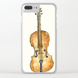 The Cello Clear iPhone Case