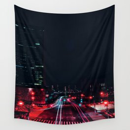 Queens Midtown Tunnel / FDR Wall Tapestry
