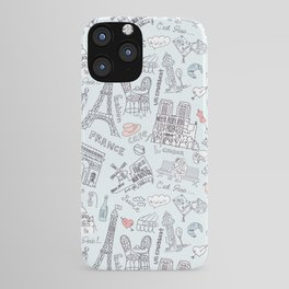 Bonjour Paris! iPhone Case