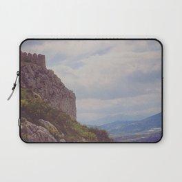 Corinthian Skies Laptop Sleeve