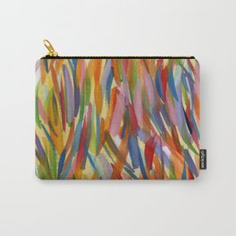 Colour Daubs Carry-All Pouch