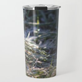 Frosty Underfoot Travel Mug