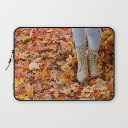 where is my patience? Laptop Sleeve