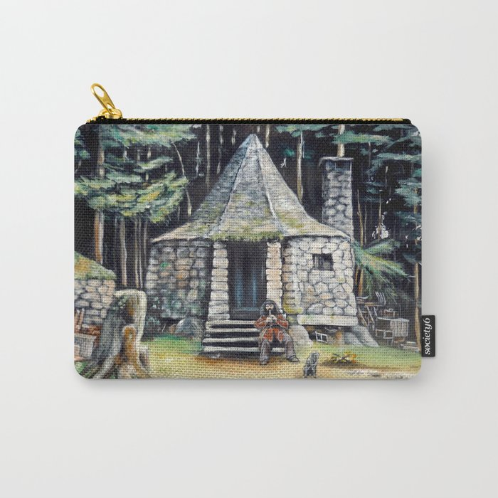 Hagrid's hut  Carry-All Pouch