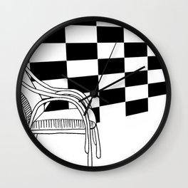 Random Colorings III Wall Clock