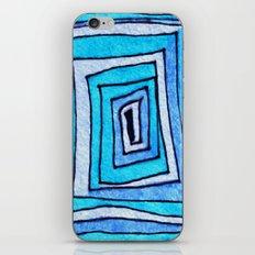 Vertigo Mosaic iPhone & iPod Skin