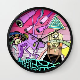 Mindscape Wall Clock