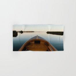 Summer Mornings On The Lake Hand & Bath Towel