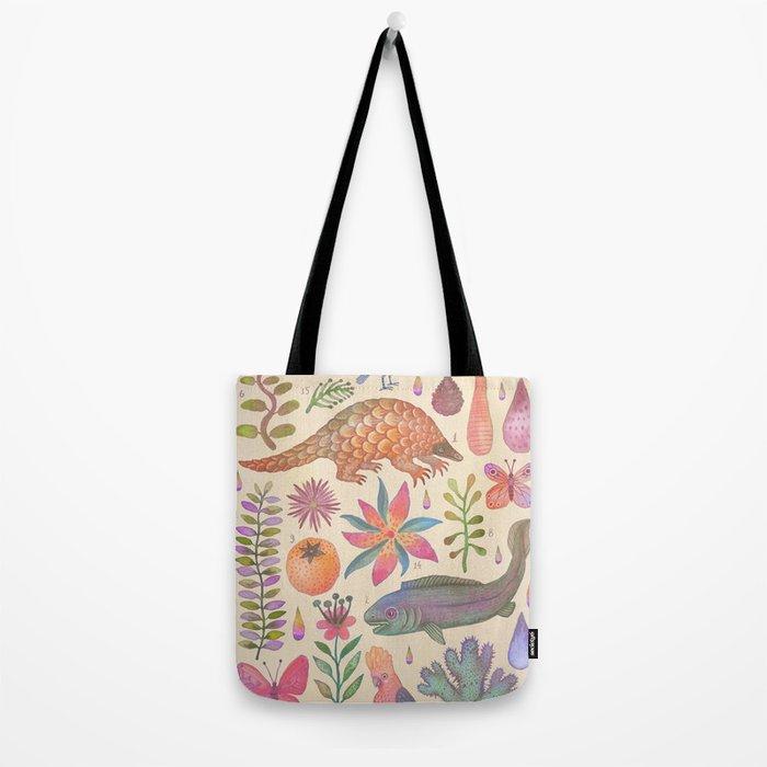 Et coloris natura VIII Tote Bag