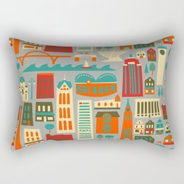 My Fair Milwaukee Rectangular Pillow