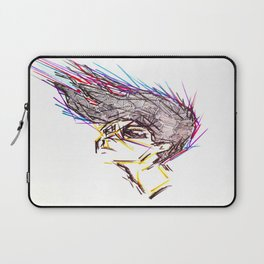 Lines In Motion Laptop Sleeve