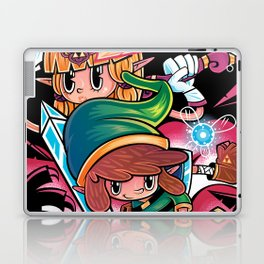 Piece Keepers Laptop & iPad Skin