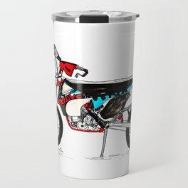 Motorbike Travel Mug