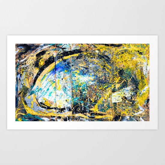 Blakroc (Instrumental) 09' Art Print