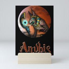 Anubis Mini Art Print
