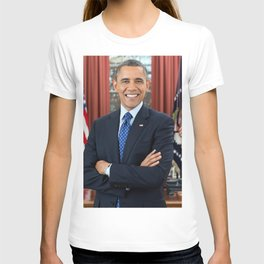 THANKS OBAMA / FUCK TRUMP T-shirt