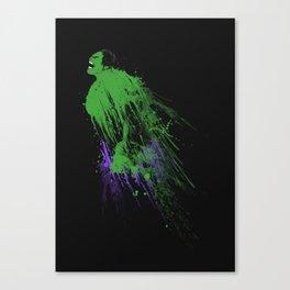 INK'credible HULK Canvas Print
