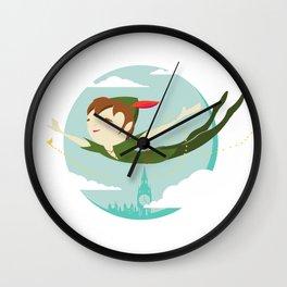 Storybook Pan Wall Clock