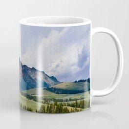Electric Peak Yellowstone Coffee Mug